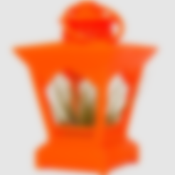 Download free STL file Lantern Planter • 3D printing model, LetsCreate3D