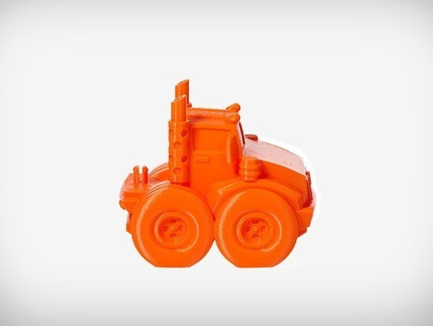 TitanTransporter_01_preview_featured.jpg Download free STL file Titan Transporter • 3D printing template, TerryCraft