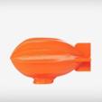 Download free STL file The Airship • 3D printer model, TerryCraft