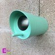 Download free 3D print files bird nest box, echo-creation