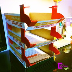 Download free 3D printer model Mail bunker, echo-creation