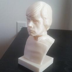 Free Luke Skywalker v2 3D model, Woester3D