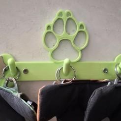 Imprimir en 3D gratis Sujetador de lixiviación o de arnés para perros Sujetador de lixiviación o de arnés para perros, Martymcflay