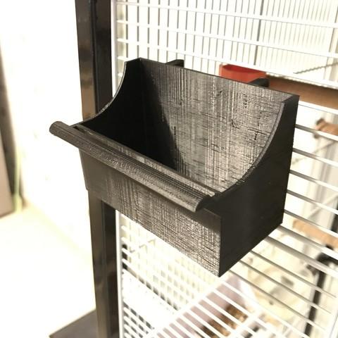 Télécharger fichier STL gratuit mangeoir oiseaux  • Modèle pour impression 3D, anthonyvernon