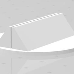 Descargar STL gratis Base para peón de papel, virgulle