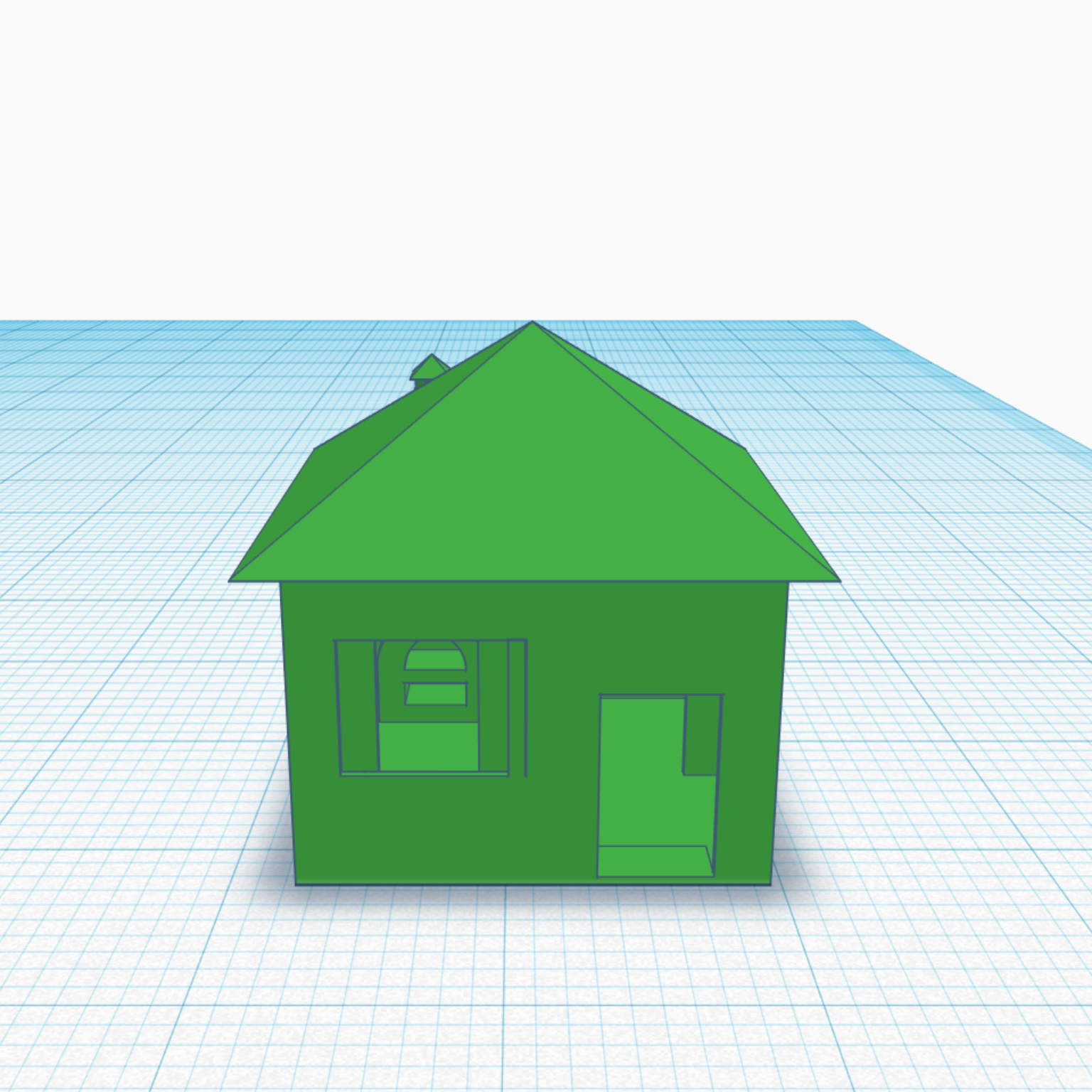 Screenshot (50).png Download free STL file House • 3D printer object, Lisu_001
