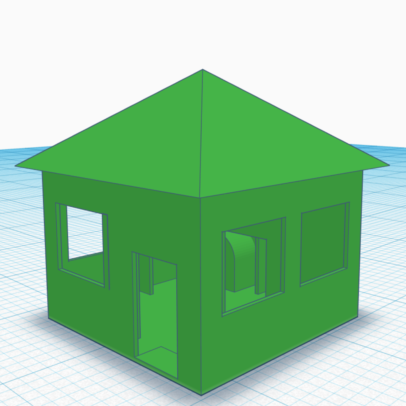 Screenshot (48).png Download free STL file House • 3D printer object, Lisu_001