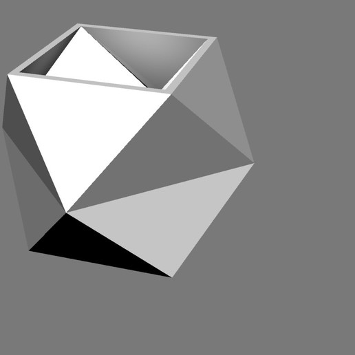 Download 3D print files NCN - FLOWER POT, agustincasse