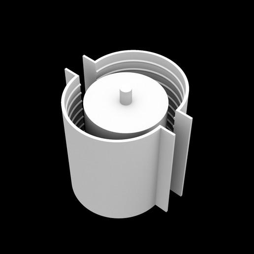 2.jpg Télécharger fichier STL Moisissure 1410 • Plan pour imprimante 3D, agustincasse