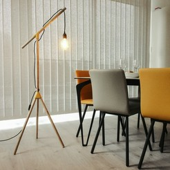 Modelos 3D gratis Design Light_00 - MISIÓN A HACER, Robin_duc