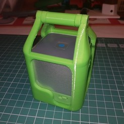 Download free 3D printer templates BT Speaker case, kpawel
