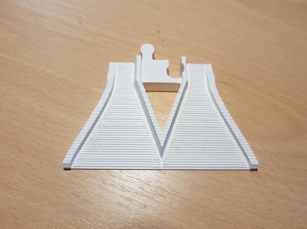 292829e30e96483e3da188719fd81fbd_display_large.jpg Télécharger fichier STL gratuit LEGO Duplo voie ferrée : rampe d'accès • Objet pour imprimante 3D, kpawel