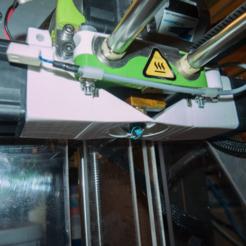 Descargar Modelos 3D para imprimir gratis Zmorph 2.0 (S) Sistema de enfriamiento, kpawel