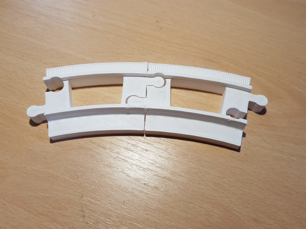 4f7f76ea42ed03e32a1d5fe7c7e3882d_display_large.jpg Télécharger fichier STL gratuit LEGO Duplo voie ferrée : courbe (demi-lune) • Plan pour imprimante 3D, kpawel