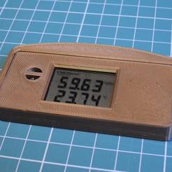 Télécharger plan imprimante 3D gatuit Housse Sensirion SHT31, kpawel