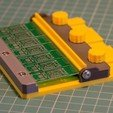 Free STL files PCB holder, kpawel