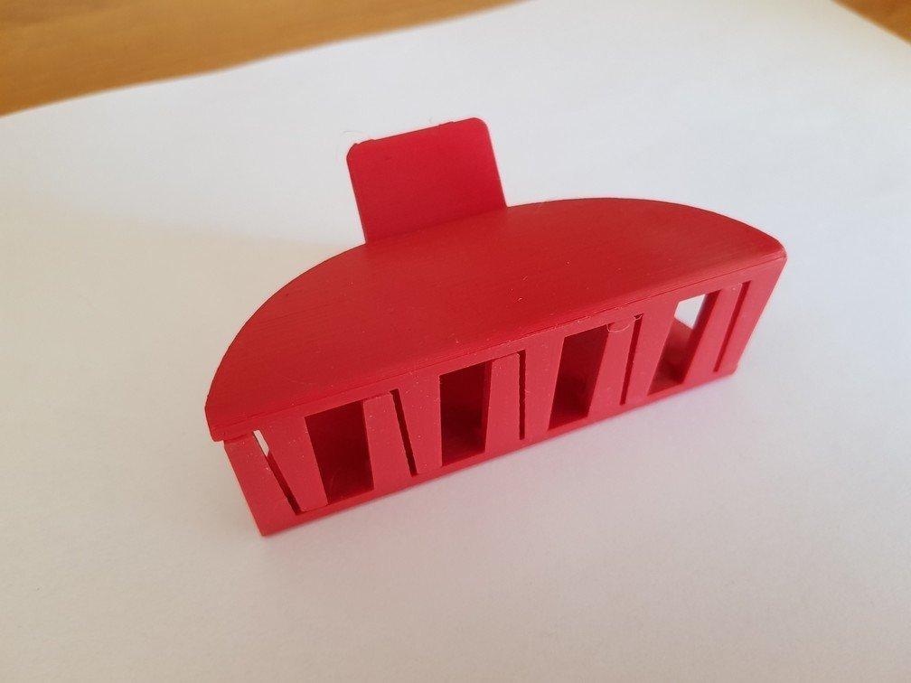 c15c73f13ab24aaf474dc4c9f3f2ad08_display_large.jpg Télécharger fichier STL gratuit Pince à cheveux • Plan imprimable en 3D, kpawel