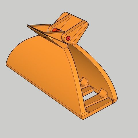 299cb2082b336beee5e6595feaa0eb86_display_large.jpg Télécharger fichier STL gratuit Pince à cheveux • Plan imprimable en 3D, kpawel