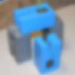 Free 3D printer model Filament dust cleaner, kpawel