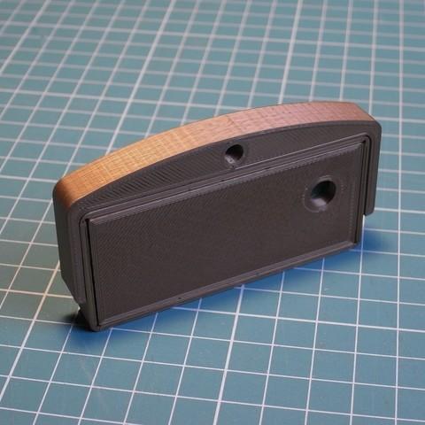 SHT31b.JPG Télécharger fichier STL gratuit Housse Sensirion SHT31 • Design pour impression 3D, kpawel