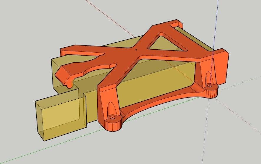 22181209a0562a4129b2dd2dce49e5e3_display_large.jpg Télécharger fichier STL gratuit MJX Bugs 6 - porte-piles • Design à imprimer en 3D, kpawel