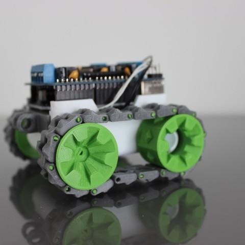 UNADJUSTEDNONRAW_thumb_482.jpg Download free STL file SMARS modular Robot • 3D printable design, Tuitxy