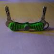Modelos 3D gratis Llavero del hilandero, Tuitxy