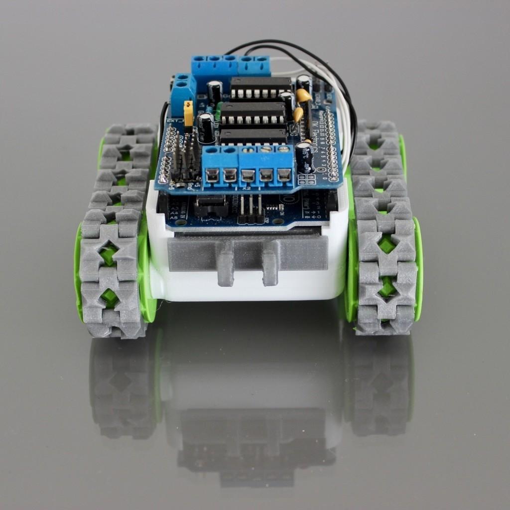 jyIbYP2eRgOXJkdqmj58TA_thumb_483.jpg Download free STL file SMARS modular Robot • 3D printable design, Tuitxy