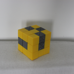 Free STL files Snake puzzle cube, Tuitxy