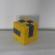 Capture d'écran 2017-09-13 à 19.01.22.png Download free STL file Snake puzzle cube • Object to 3D print, Tuitxy