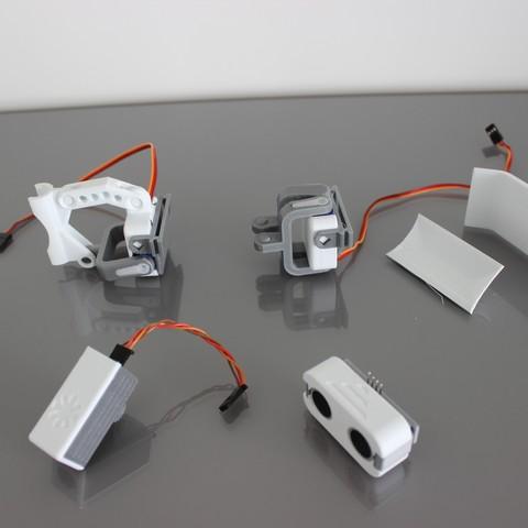 IMG_2631.JPG Download free STL file SMARS modular Robot • 3D printable design, Tuitxy
