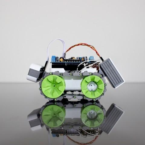 x0kTcG2fSwm3CrC5ghiIdA_thumb_497.jpg Download free STL file SMARS modular Robot • 3D printable design, Tuitxy