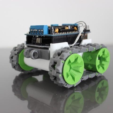 UNADJUSTEDNONRAW_thumb_481.jpg Download free STL file SMARS modular Robot • 3D printable design, Tuitxy