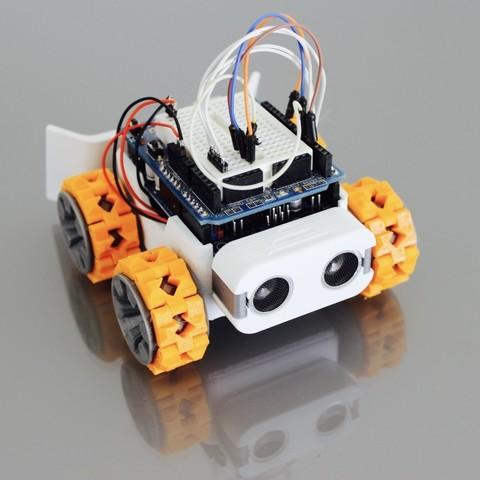 6jyNia1qQ5mjGrDNioAyog_thumb_468.jpg Download free STL file 3A batteries mod for SMARS • Model to 3D print, Tuitxy