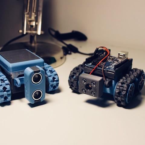 Modelos 3D SMARS V4, Tuitxy