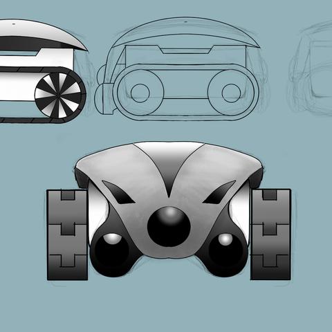 smars zero concept.png Download free STL file SMARS zero • 3D print template, Tuitxy