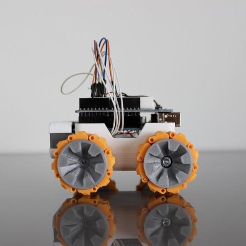 mIH7OC3jQ8SzuJeLgP0%CA_thumb_49b.jpg Download free STL file SMARS modular Robot • 3D printable design, Tuitxy