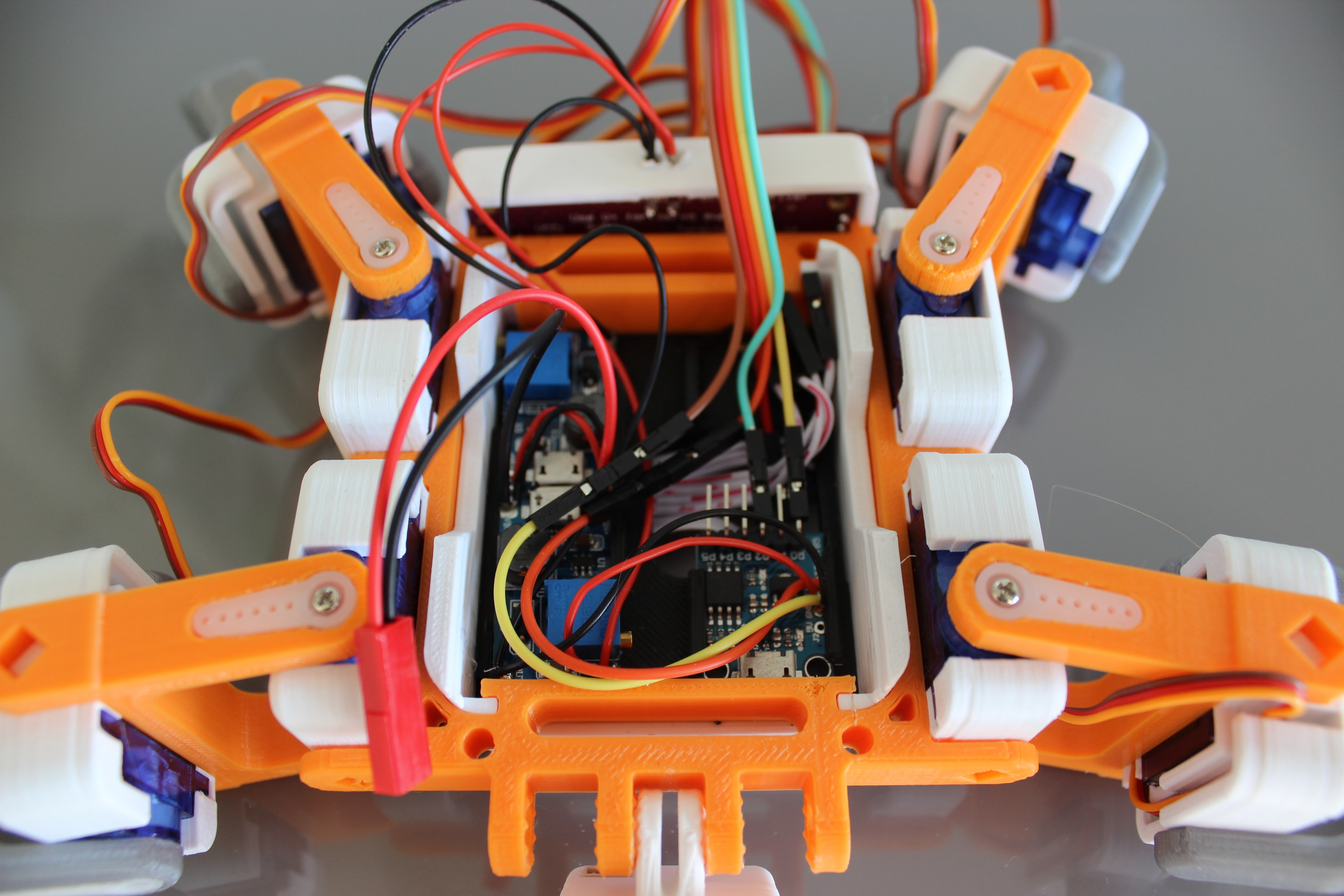 IMG_2711.JPG Download free STL file SMARS QUAD MOD • 3D printing object, Tuitxy