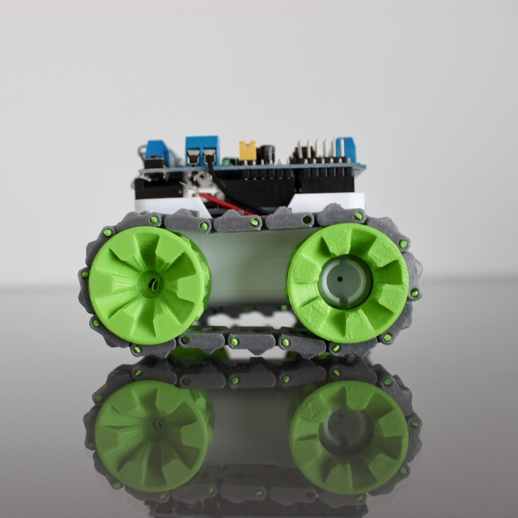 pIZg%dE0T06EqvbyfXcbMw_thumb_47b.jpg Download free STL file SMARS modular Robot • 3D printable design, Tuitxy