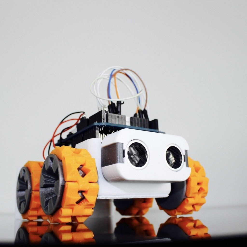 NNKaiB7CQy6S0uos5HPZmQ_thumb_475.jpg Download free STL file SMARS modular Robot • 3D printable design, Tuitxy