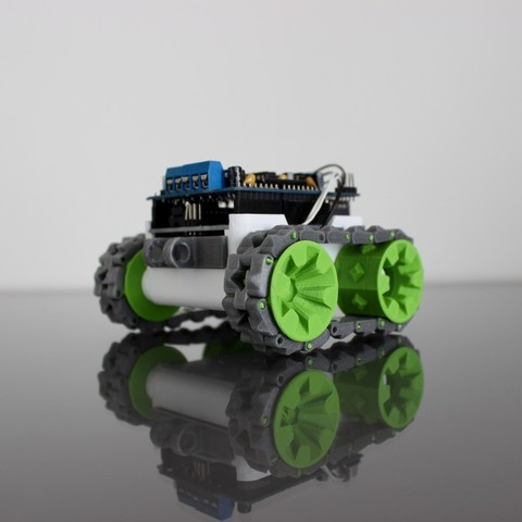 4rPt9F3KQcuRhh6dHDSjtg_thumb_47e.jpg Download free STL file SMARS modular Robot • 3D printable design, Tuitxy