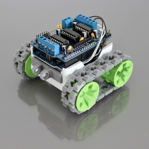 lxRDI4YbQAS1%E%WT4d92Q_thumb_485.jpg Download free STL file SMARS modular Robot • 3D printable design, Tuitxy