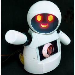 Descargar archivo 3D gratis Joy Robot (Robô da Alegria), IgorF2