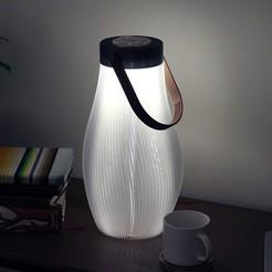 IMG_9370 copy.jpg Download STL file Sand Dune Hand Lamp • 3D print object, DI_joseantoniosv