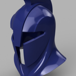 Download free 3D printer model Senate Guard Helmet (Star Wars), VillainousPropShop
