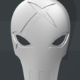 Free 3D printer file Red X Mask Teen Titans, killonious