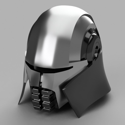 Télécharger plan imprimante 3D gatuit Lord Starkiller Helmet Star Wars, VillainousPropShop