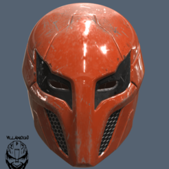Descargar modelos 3D para imprimir Casco Red Hood Injustice 2, VillainousPropShop