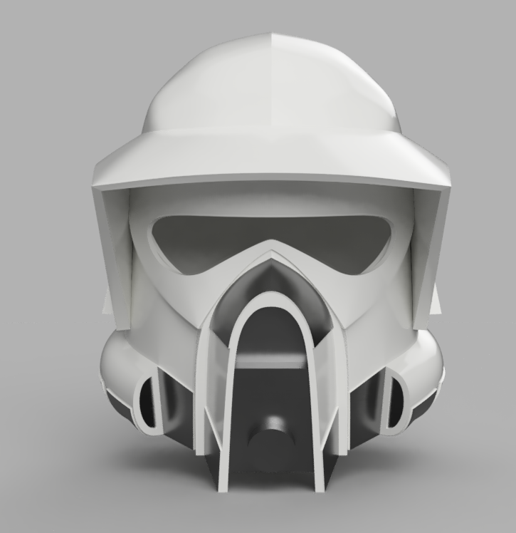 ARF_Helmet_reduced_2018-Jan-14_04-25-56AM-000_CustomizedView11654635766.png Download STL file ARF Trooper Helmet • 3D print object, VillainousPropShop