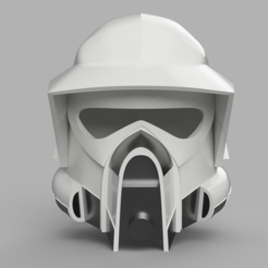 Download 3D printer templates ARF Trooper Helmet, VillainousPropShop
